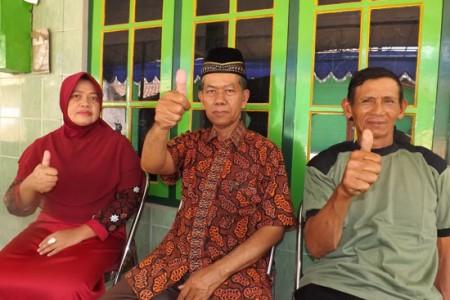 Darmadi Calon Lurah Baturetno Banguntapan 'Akan Bersihkan Praktek Praktek Yang Tak Terpuji
