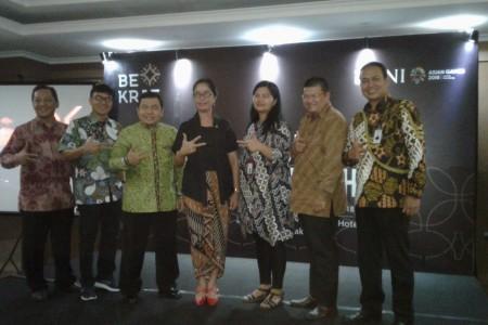 Indonesia Targetkan 10 Besar Dalam Asian Games 2018