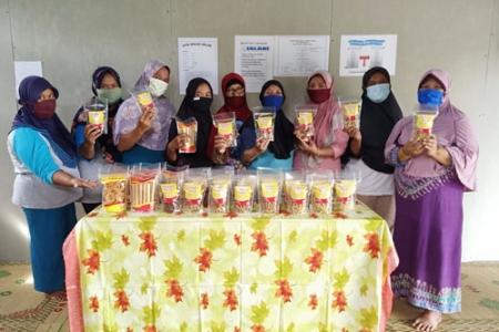 Inspiratif Bhayangkari Produktif  Dit Binmas Polda DIY Bergerak Untuk Ketahanan Pangan