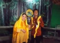 Takut Ular Anakonda Titik Suharto…
