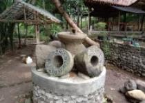 Cibiran  Bumbu Dalam Usaha 'KWT Banjararum Kalibawang Dirikan Destinasi  Watu Lumpang  Kini Mulai Terlihat