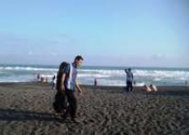 Jelang New Normal Pantai Samas…