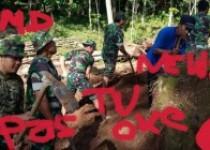 TMMD Kodim 0730 Gunungkidul Tinggalkan…
