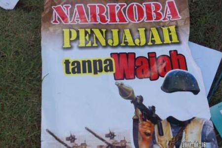 Awas Narkoba Masuk Desa '1 Remaja Warga Semoyo di Tangkep Polisi