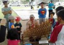 Pengunjung Musium Dirgantara TNI…