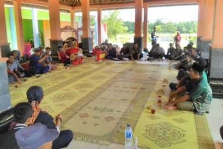 Sampaikan aspirasi 5 desa di Patuk gelar sarasehan bersama Slamet SPd Anggota DPRD DIY