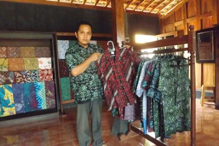 Kualitas Oke Sinar Abadi  Batik Kauman Wijirejo Bantul di Buru Pembeli