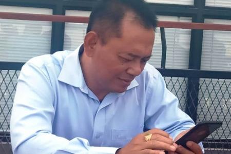 Budi Oetomo Prasetyo Ponjong Gunungkidul Jabarkan Ide Nawa Karsa Manunggaling Cipta