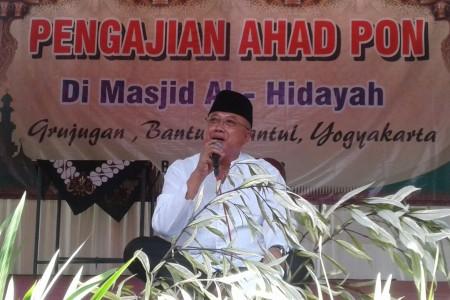 Suharsono Bupati Bantu Masjid Benteng Pemelihara Ukhuwah