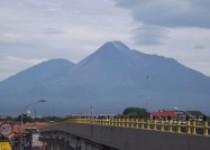 Cuaca Cerah View Gunung Merapi…