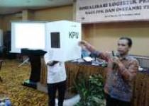 Kotak Suara Pemilu 2019 Disossialisasikan'…
