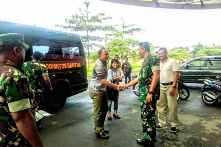 Pemkab Bantul Menjadi Markas Pertama PS TNI (TIRA)