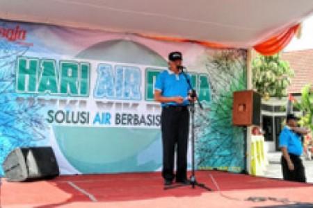 Bupati Sleman  Sri Purnomo Kukuhkan  BPC PHRI 2018-2023 Target Wisatawan 8 Juta