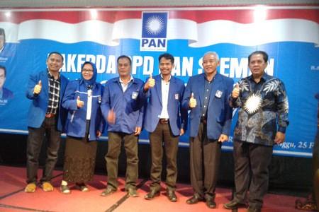 Pemilu 2019,PAN Sleman Targetkan 12 Kursi