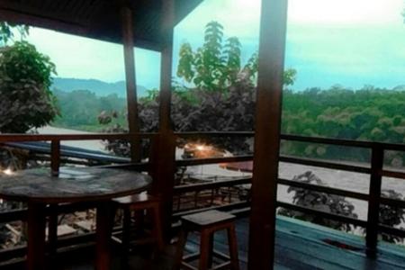 Kafe dan Home Stay Progoarum Banjararum Sajikan View Alam Desa Dan Keramahan Lingkungan