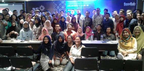 <a href='http://www.pastvnews.com/ragam-hobis/bekraf-adakan-sosialisasi-demoday-food-startup-indonesia-2018.html'>Bekraf  Adakan Sosialisasi Demoday  Food Startup Indonesia 2018</a>