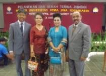 Ketua Kopertis V Lantik Sri Nurhartanto…
