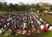 Warga Muslim Desa Ngoro-oro Patuk…