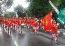 Karnaval selendang sutera di meriahkan…