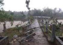 Jembatan Praon Penghubung Pengkok-Wonolagi…