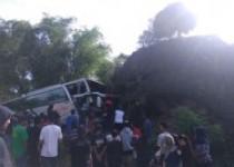 Mau Wisata 'Malah Berduka 'Bus…