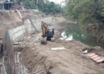 Pengendali banjir kali opak makin…