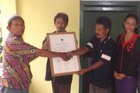 Almarhum Sugiyanto Pimpinan Umum Media  Pastvnews.com Sosok Yang Gigih Ulet Pekerja Keras dan Humanis