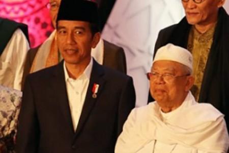 Sembilan  Partai Politik  Usung Ir.Joko Widodo- Prof.Makruf Amin Maju Capres Cawapres 2019-2024