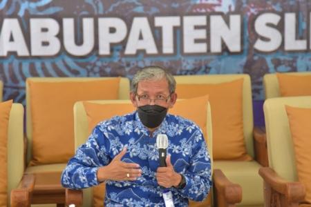 PLT Kepala Dinas Pertanian Gerakan Sleman Stop Jangan Boros Pangan