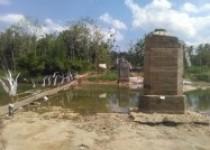 Akses vital jembatan hanyut wisatawan…