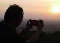 Indahnya Matahari Senja Di Kawasan…