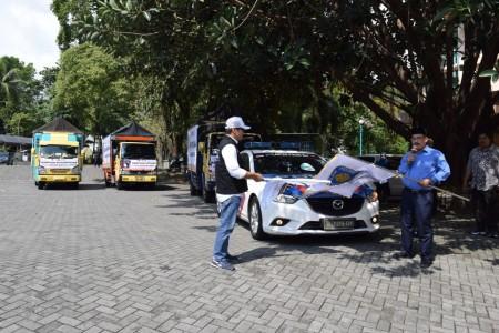 Korban Tsunami Banten & Lampung ACT - UII Kirim Bantuan