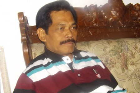 Pak kumis kembali terpilih jadi kades Sendangtirto berbah sleman