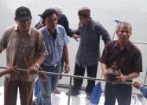 Peresmian dua unit kapal wisata…