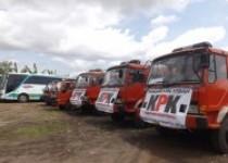 Inilah 3 Unit Bus 6 Truk Pemadam…