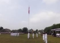 Upacara Bendara HUT RI Ke- 70 Kecamatan…