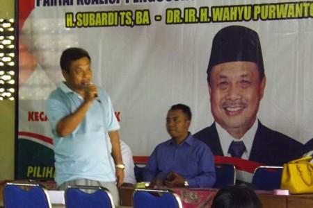"""Temu Kader Cabup Gunungidul Bardi Wae Angkat Wareg Waras Wasis """""""