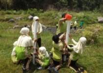 Keceriaan anak -anak melalui Outbond…