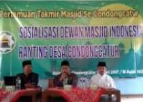 Sosialisasi Fungsi Masjid 'Dewan…