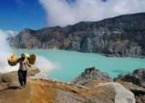 Pesona Kawah Ijen Gunung Bromo