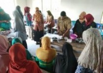 Bangkitkan Ekonomi Desa : Sukasto Kades Ngoro -Oro Safari Diklat  Bikin Kuliner Bersama Warga