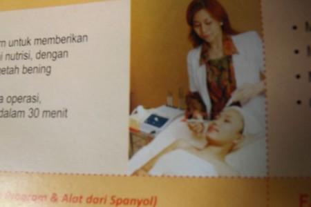 Facial Emas Untuk Perawatan Wajah