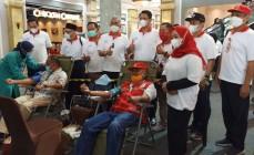 Palang  Merah Indonesia Kabupaten Sleman Peringati Hari Donor Darah Sedunia