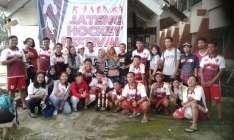 Tim Hockey Putri Kudus Rebut Juara Satu Jateng Hockey Festival