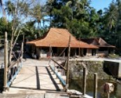 Eko Wisata Pancoh  Turi Sleman Pandemi Rehat Sejenak Tapi Pengurus Persiapan Buka Resto Baru