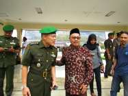 Kol. CAJ Drs.Nurwasis, Menyimak Jejak Sejarah  melaluai Musium