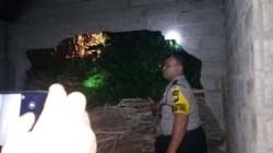 Musibah 1 Rumah Milik Warga Geger Pengkol Kelongsoran Tebing 'Penghuni Dievakuasi