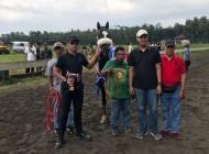 Kuda Pariwangi & Asakaf Star Moncer Dipacuan Kuda Salatiga Jawa Tengah