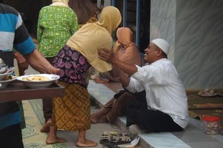 Pilkades Ngoro-oro Patuk  Lancar Issana Legowo  'Sukasto Ayo Mbangun Desa Bersama