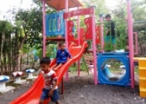 Taman bermain gajahwong education…